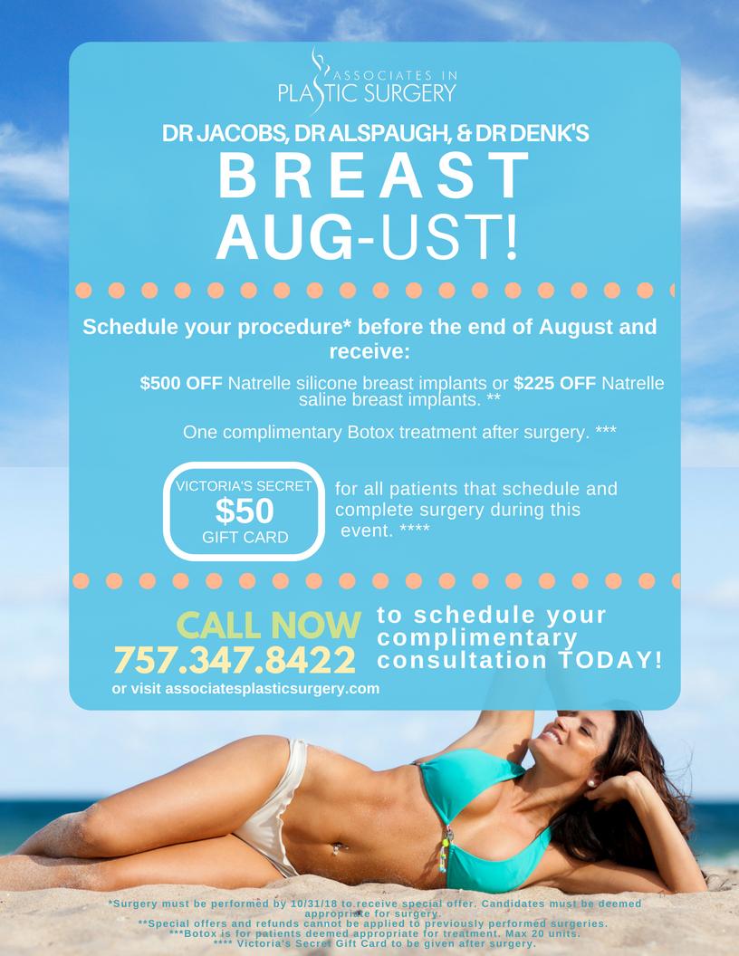 Breast-Augmentation-Summer-Special-Virginia-Beach-Plastic-Surgeon-VA